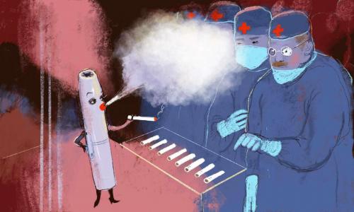 Угрожает ли рак легких тем, кто не курит: ответ медиков