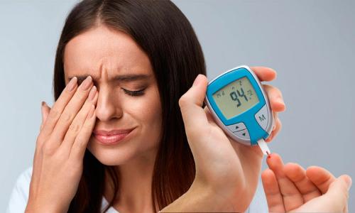 Три симптома диабета, заметных по глазам