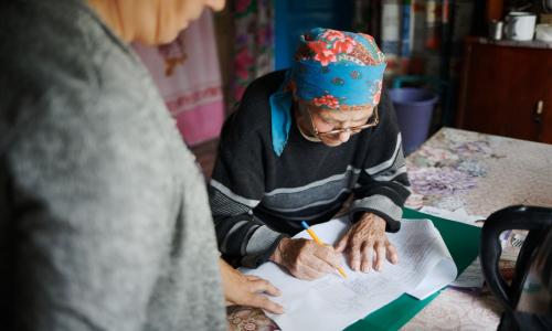 Украинцы смогут получить свою пенсию досрочно и за один раз - Минсоцполитики
