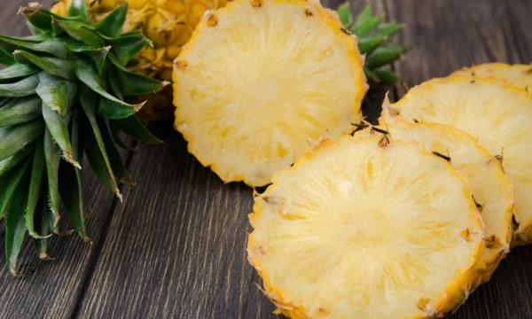 Что произойдет, если каждый день съедать по одному ананасу